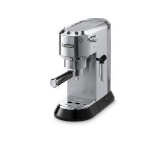 beste espressomachine pistonmachine delonghi dedica ec680
