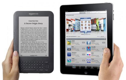 Waarom is een e-reader of een tablet beter voor het lezen van e-books