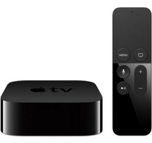 beste mediaplayer: apple tv 4