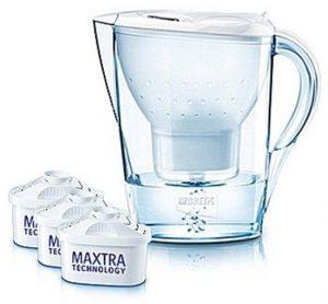 brita marella waterfilterkan