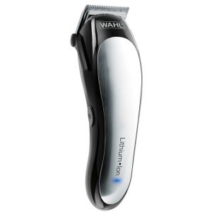beste tondeuse die erg luxe is: wahl lithium ion clipper tondeuse