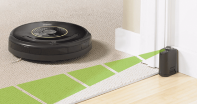 Virtual wall Roomba 650