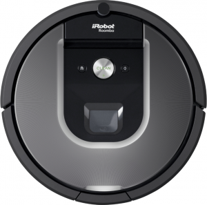 De beste robostofzuiger met wifi-verbinding en smartphone app: iRobot Roomba 960