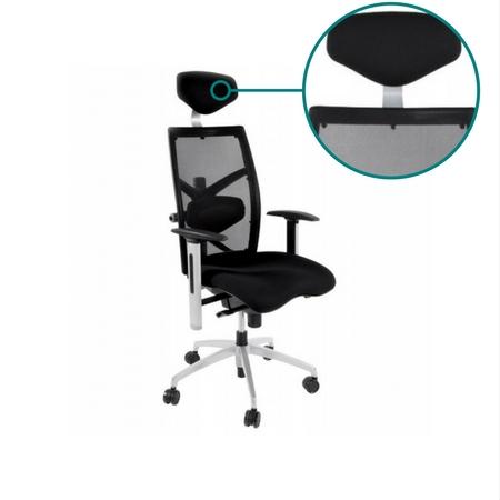 hoofdsteun bureaustoel