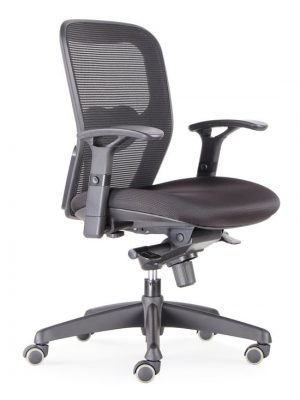beste bureaustoel voor je rug