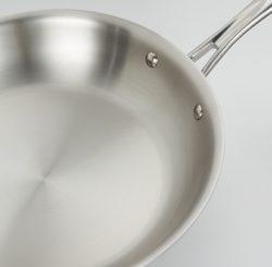 Roestvrij staal koekenpan