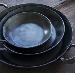 carbon steel koekenpan