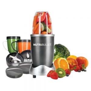 beste blender voor smoothies: de nutribullet