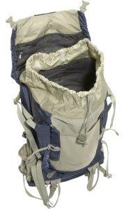 bovenkant backpack